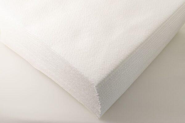 detalle de dibujo toalla airlaid