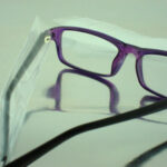 funda protectora de gafas