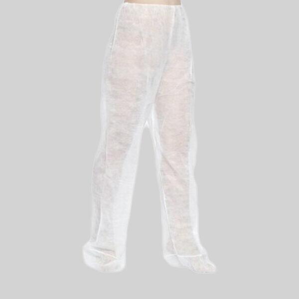 Pantalón Presoterapia Desechable Plástico (Polipropileno)