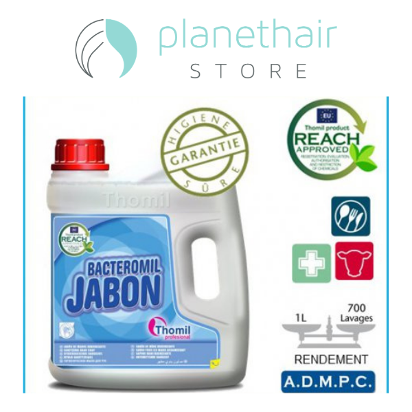 Bacteromil Jabón 4 litros