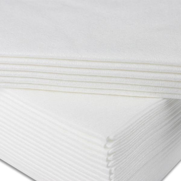 detalle toalla spunlace cruzada 60 viscosa planethair store